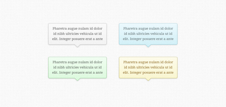 PSD UI Web Design Elements, 2011 - Joanna Ciolek