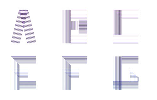 Free Fonts For Designers - Joanna Ciolek