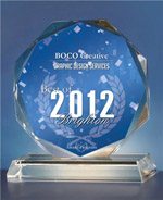 BOCO Creative Receives 2012 Best of Brighton Award