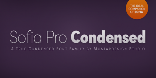10 Recently Released Free Fonts For Designers - BOCO Creative