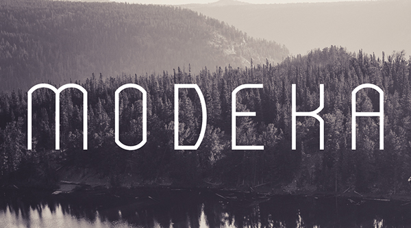 10 Free Fonts For Designers: October 2014